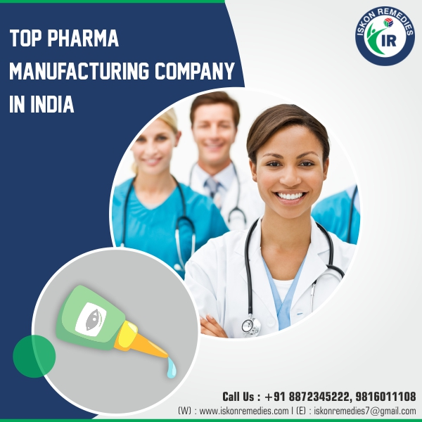Best Eye Drops and Injection Manufacturer in Bihar