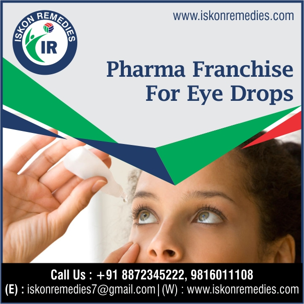 Eye Drops Franchise Company in Himachal Pradesh