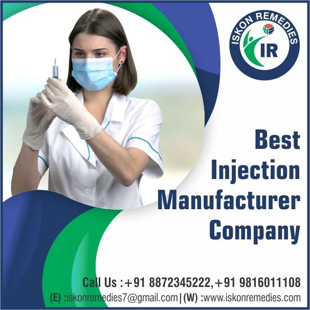 IVERMECTIN I.P. Injection Manufacturer in India