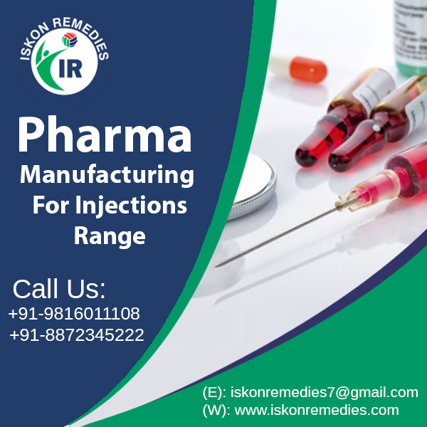 Injection and Eye Drops Manufacturing Company in Mizoram